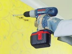 Cordless Combi Drill - view bigger image