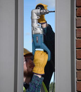 Right-Angle Drill - view bigger image