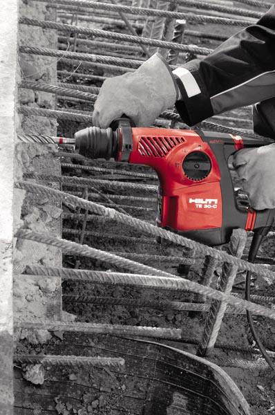 TE 30-C Hammer Drillers - view bigger image