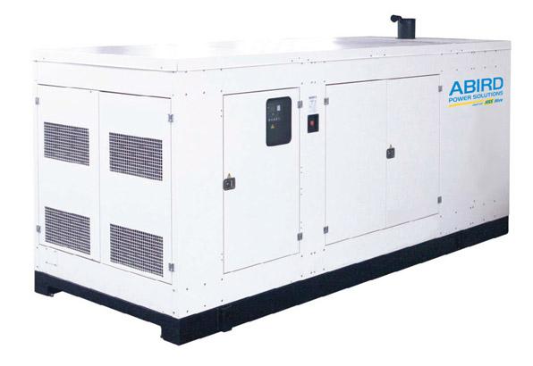 500kVA Silenced Generator - view bigger image