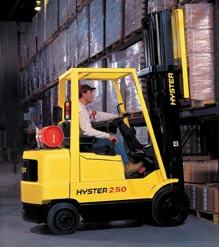 Counterbalance Trucks - view bigger image