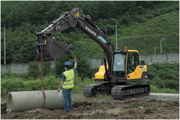 Heavy Excavators - view bigger image