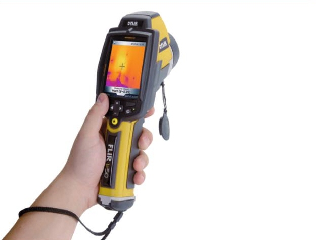 Thermal Camera for Electrical and Mechanical Inspections - view bigger image