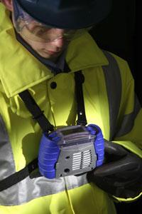 Impact Personal Gas Detector - view bigger image