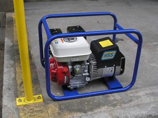 2.6kVA Portable Petrol Generator - view bigger image