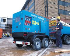60kVA Super Silenced Diesel Generator - view bigger image