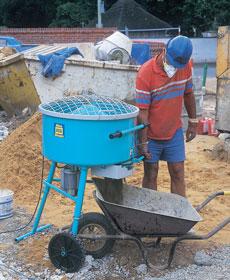 Mortar Mixer - view bigger image
