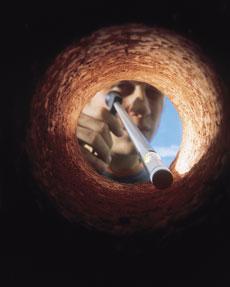 Endoscope - view bigger image