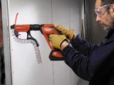 Cordless Drywall Screwdriver - view bigger image