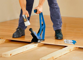 Floor Nailer - view bigger image