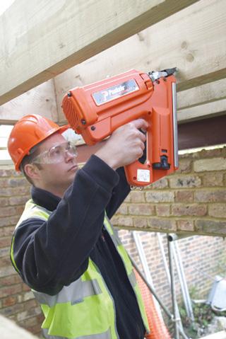 Timber Nailer - view bigger image