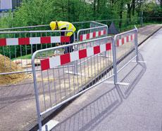 Pedestrian Barrier - view bigger image