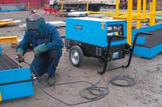 225amp Diesel Welder/Generator - view bigger image