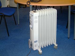 Radiator Heater - view bigger image