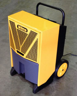 40Ltr Industrial Dehumidifier - view bigger image