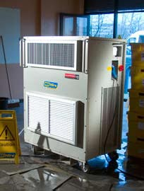 180 Ltr Dehumidifier - view bigger image