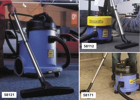Vacuum Cleaners - view bigger image
