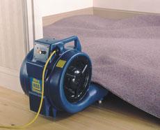 Floor & Carpet Dryer - view bigger image