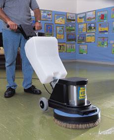 Floor Scrubber /polisher - view bigger image