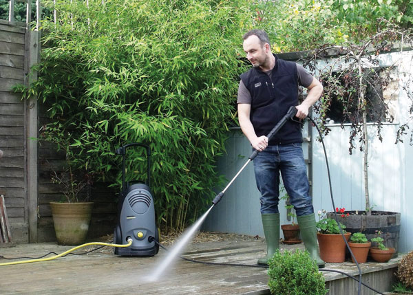 Mini Power Washer (Karcher)  - view bigger image