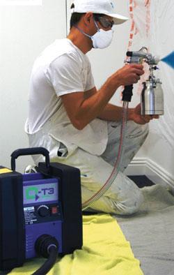 Portable Turbine Spray - view bigger image