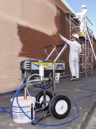 Large Volume Airless Sprays - view bigger image