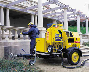 HSS Hire - Dustless Blaster Hire and Rent