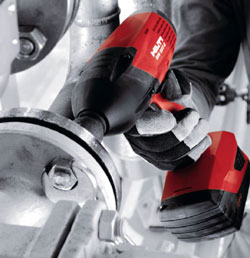 Cordless Impact Wrench - view bigger image