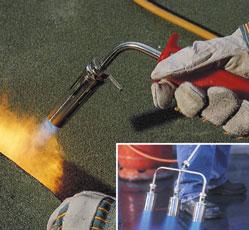 Blowlamp & Flame Gun - view bigger image