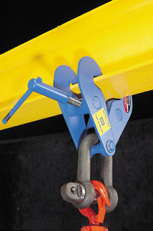 Adjustable Girder Clamps - view bigger image