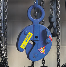 Universal Plate Clamps - view bigger image