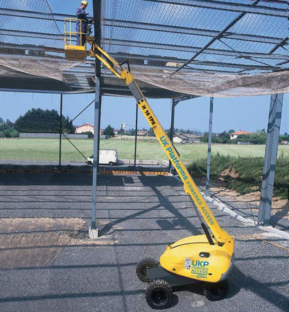 (14m to 25m) Diesel Telescopic Boom Lifts  - view bigger image