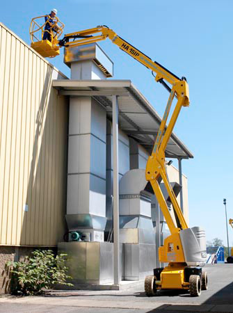 Electric /  Bi-Energy Boom Lifts (Extended Range) - view bigger image