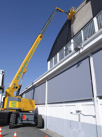 (28m to 43m) Diesel Telescopic Boom Lifts - view bigger image