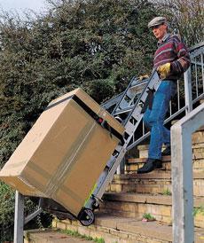 Powered Stairclimber - view bigger image