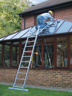 Hss Hire Conservatory Roof Access System Hire And Rent