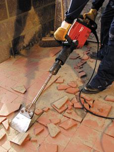Floor Tile Remover