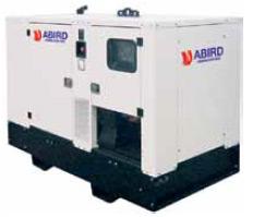180kVA Silenced Generator