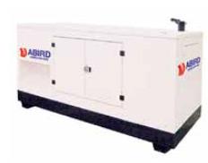 300kVA Silenced Generator