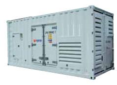 1250kVA Silenced Generator
