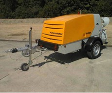 Screed Pumps