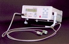 Portable non intrusive flowmeter