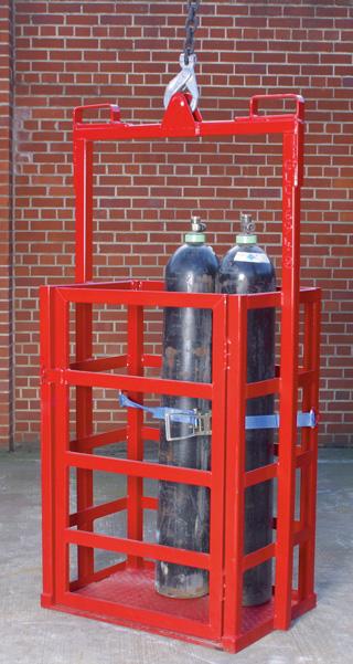 Gas Bottle Carrier
