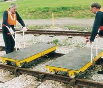 Rail Link Trolley