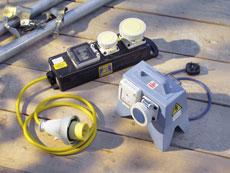 240v Rcd Power Breaker