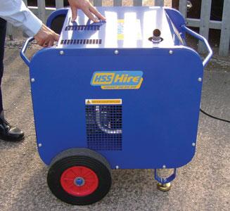Hawk 2.6kVA Diesel Generator