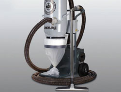 Floor Grinding Dust Extractor