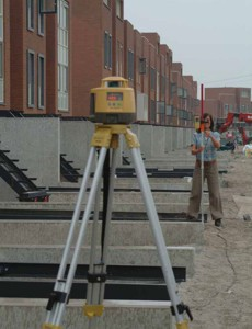 Self-Levelling Construction Laser Level
