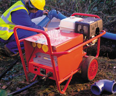 Electrofusion Pipe Welder & Generator