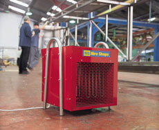 3-Phase Blower Heaters